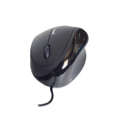 Comfi Mini Computer Mouse Black Front