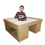 midplay kids play table with child