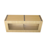 toy chest storage bin with rubber bumpers